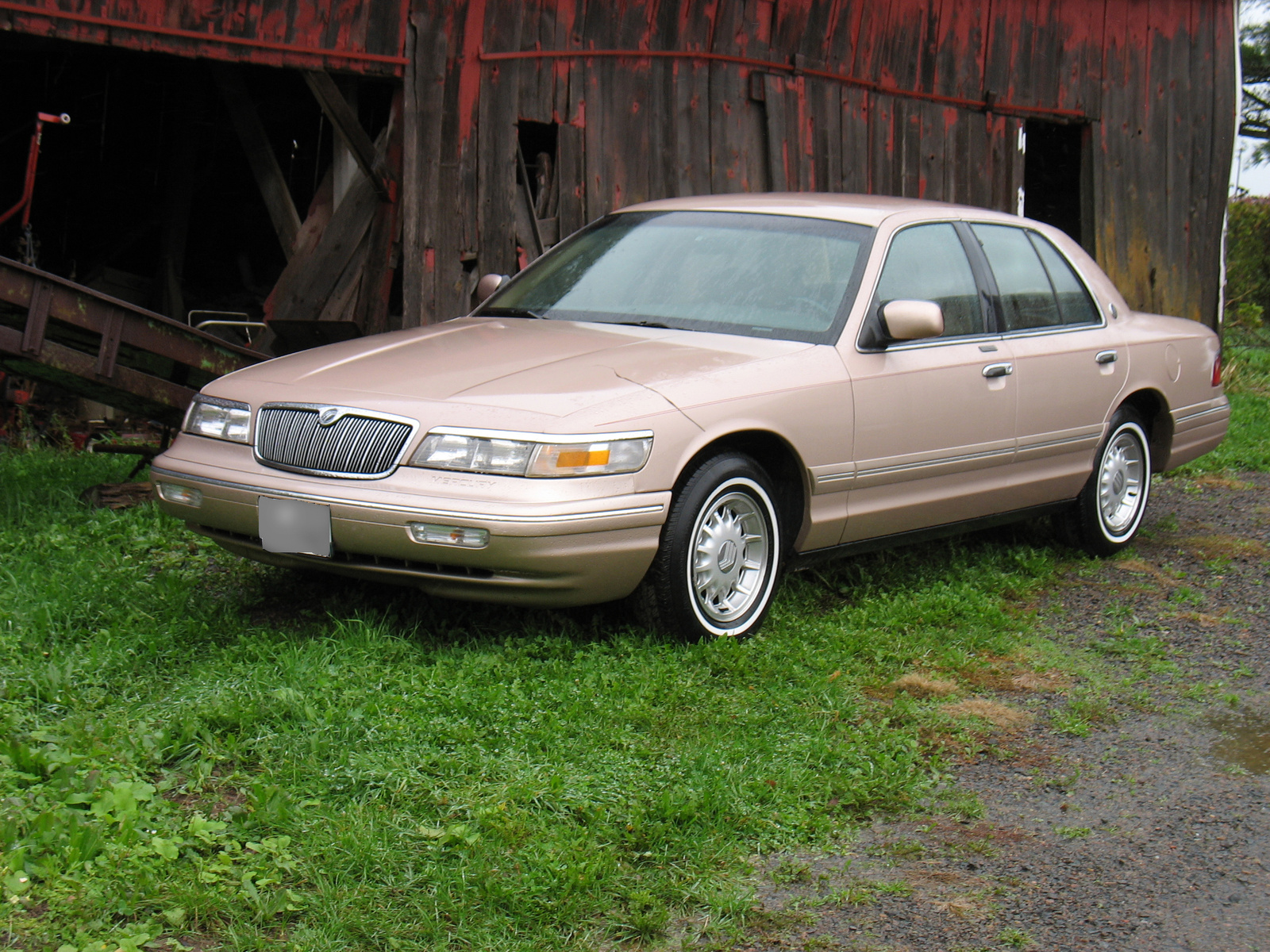1996 Mercury Grand Marquis #1