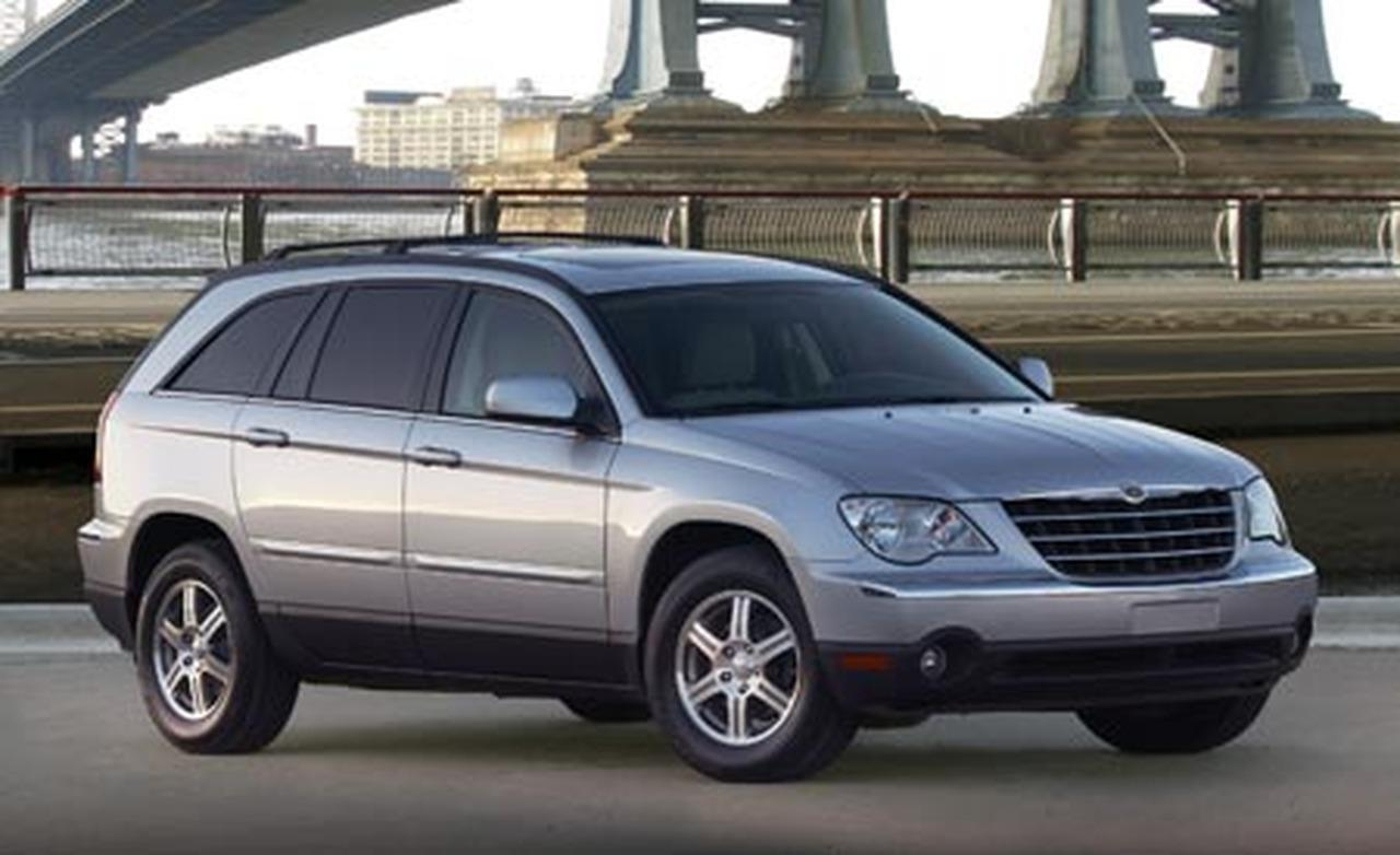 2007 Chrysler Pacifica #5