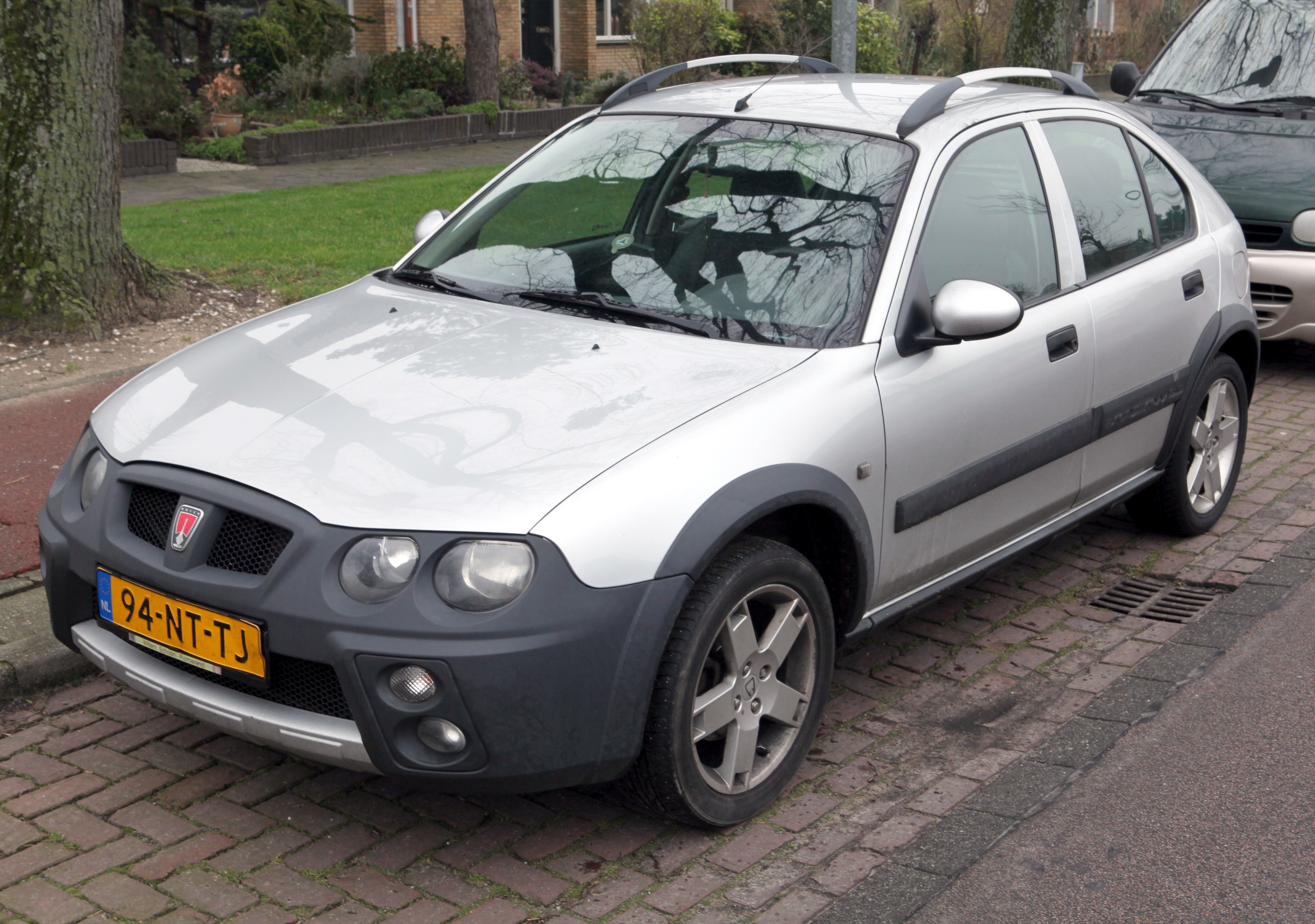2005 Rover Streetwise #10
