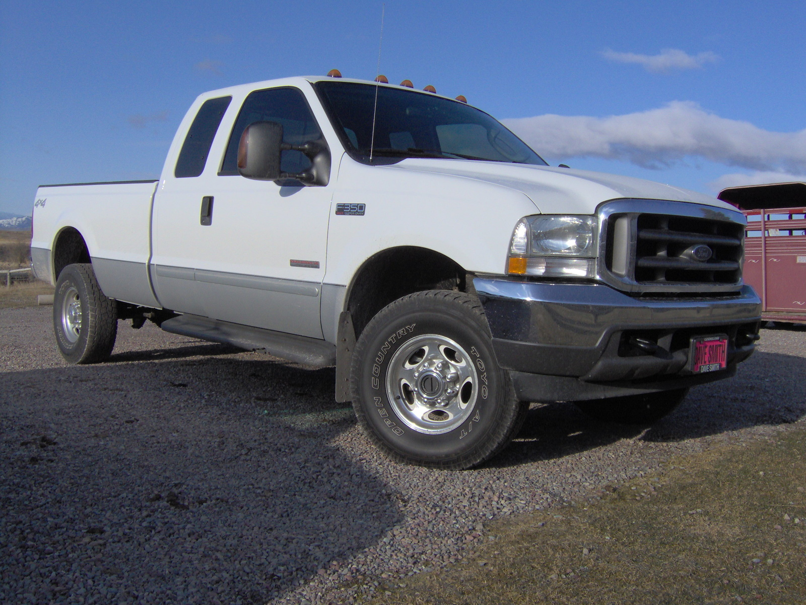 2005 Ford F-350 Super Duty #13