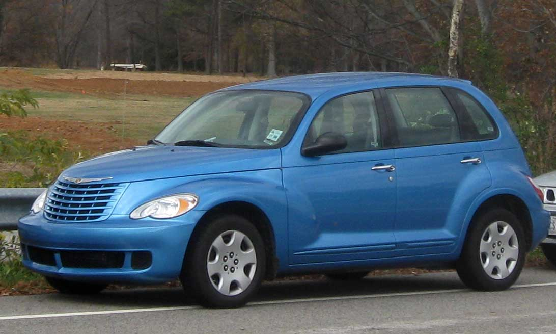 2006 Chrysler Pt Cruiser #10