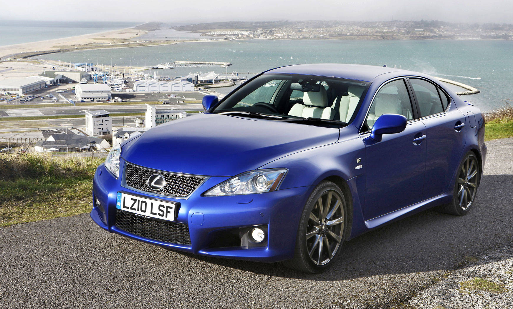 2010 Lexus Is F #6