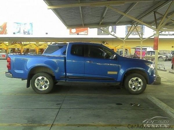 2012 Holden Colorado #6