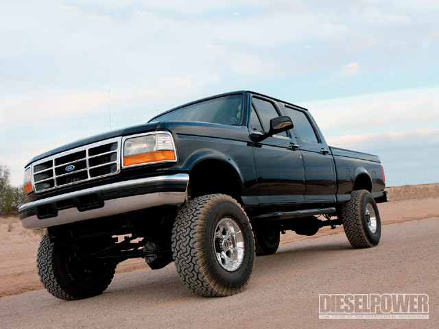 1997 Ford F-250 #10