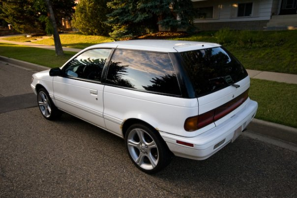 1990 Plymouth Colt #5