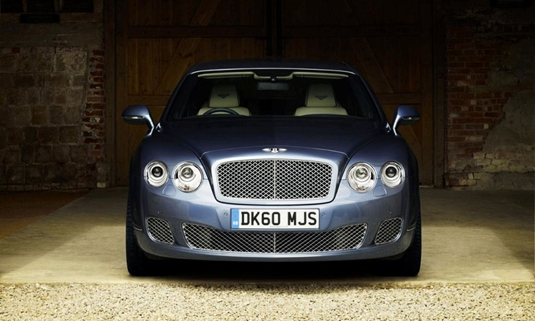 2013 Bentley Continental Flying Spur #12