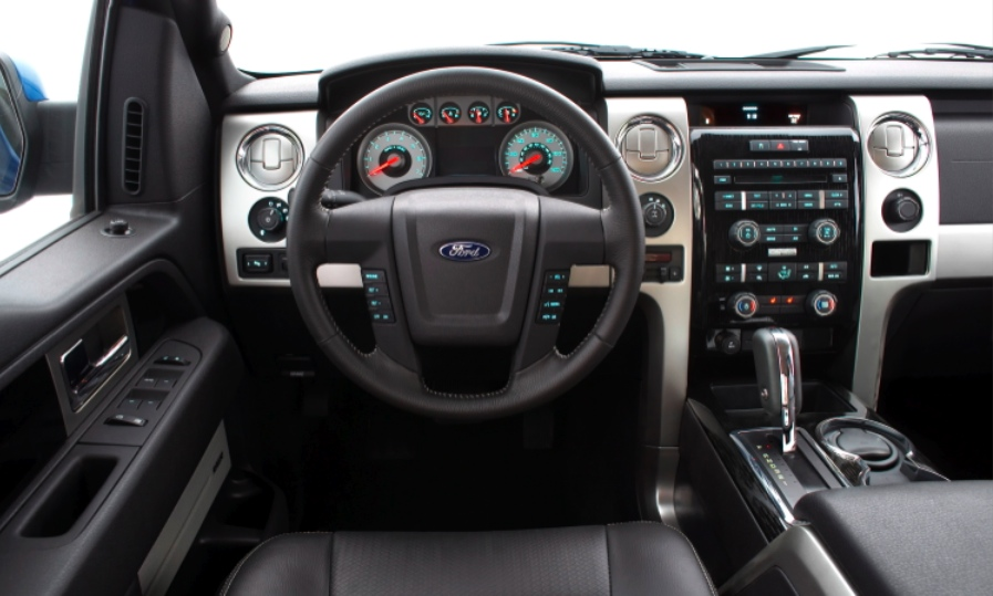 2009 Ford F-150 #9