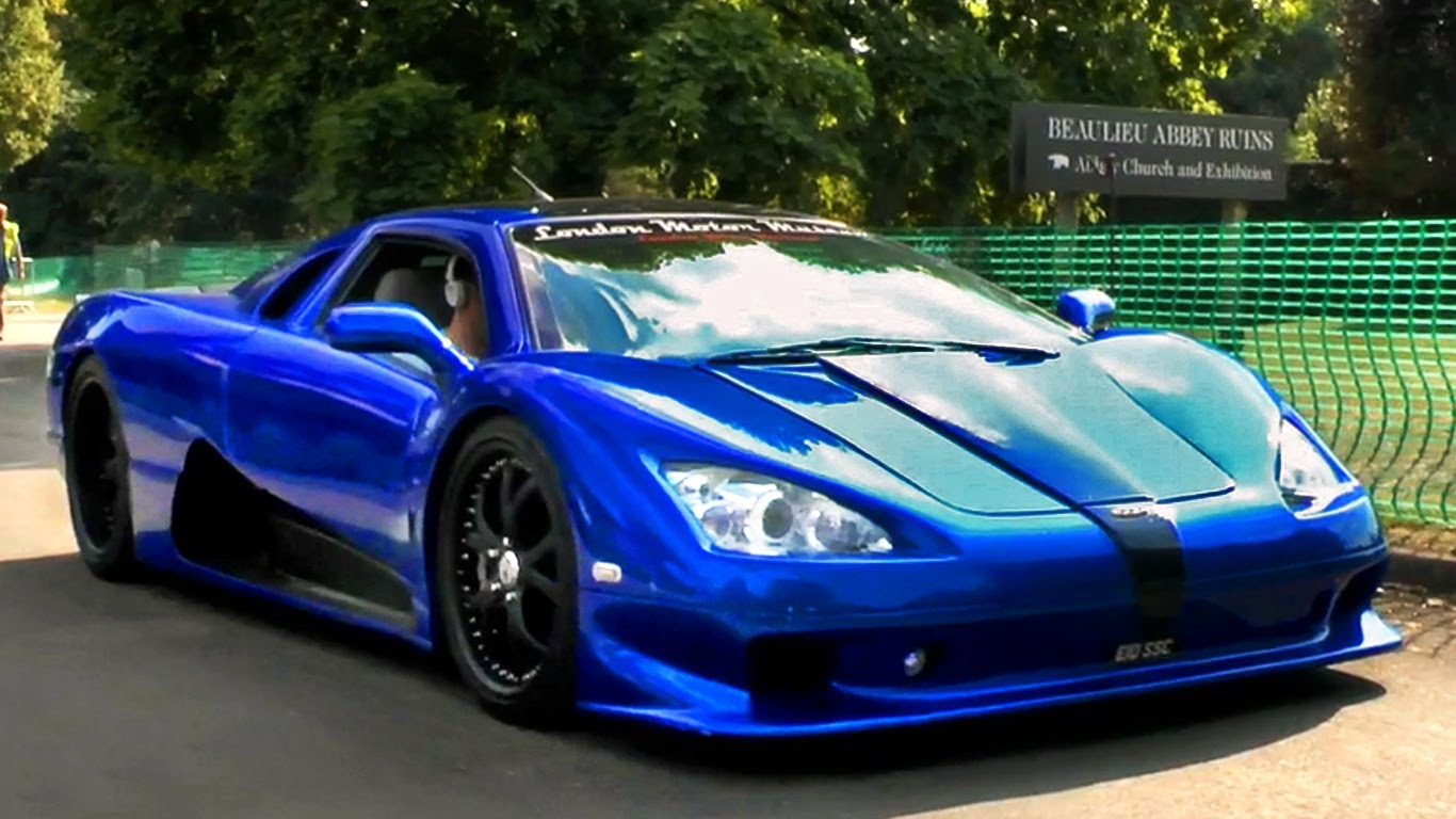 SSC Ultimate Aero #11