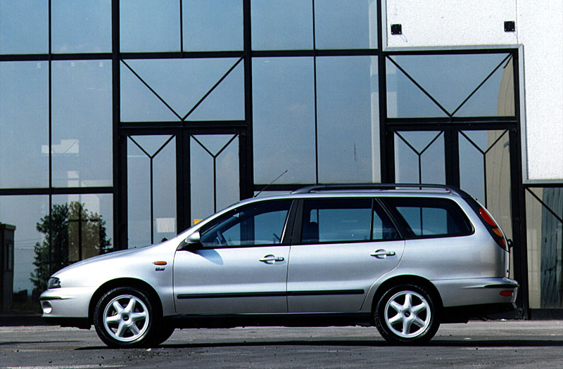 Fiat Marea Weekend #14