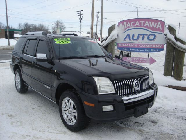 2008 Mercury Mountaineer #8