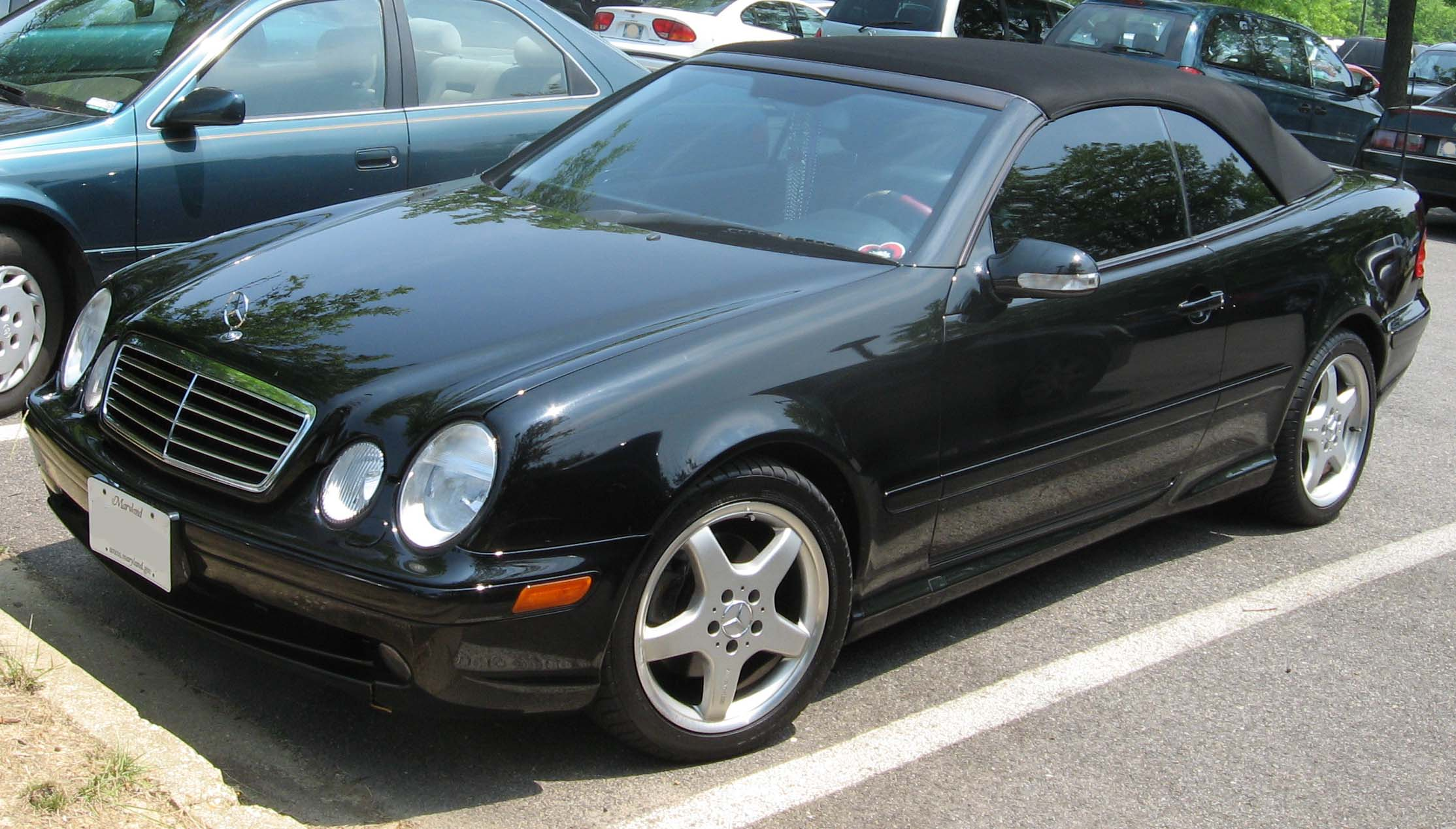 Mercedes-Benz CLK #17