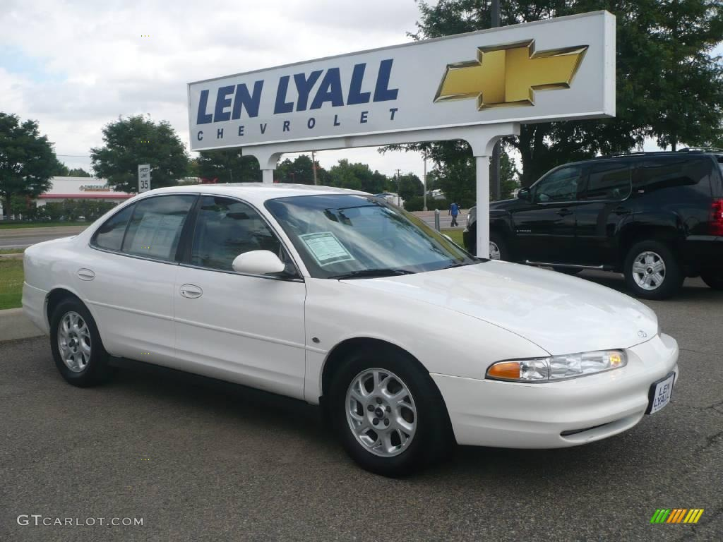 2001 Oldsmobile Intrigue #13
