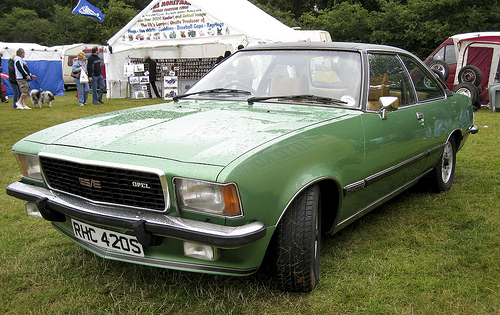 Opel Commodore #16