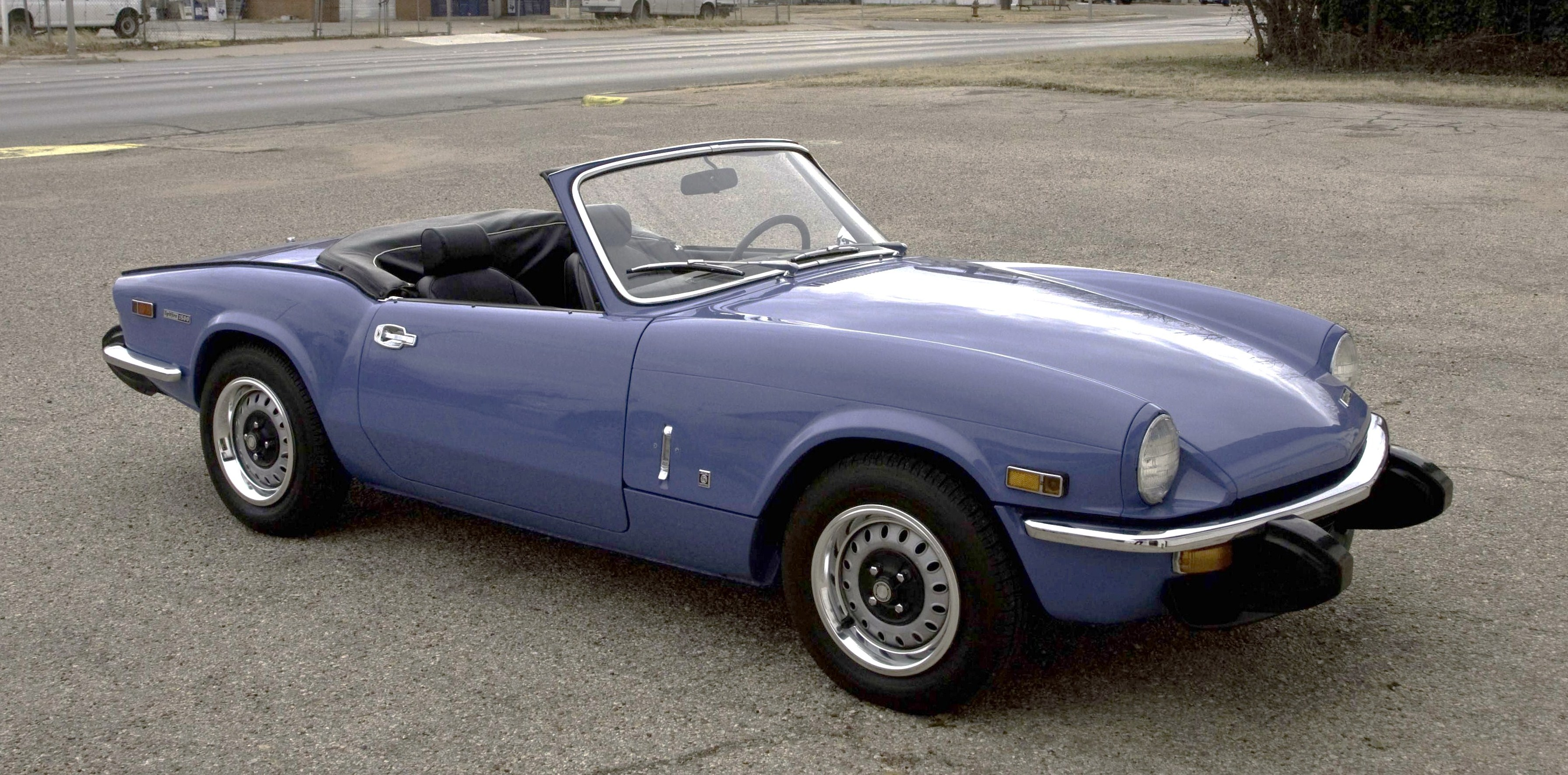 1978 Triumph Spitfire Photos Informations Articles Wiring Diagram 9