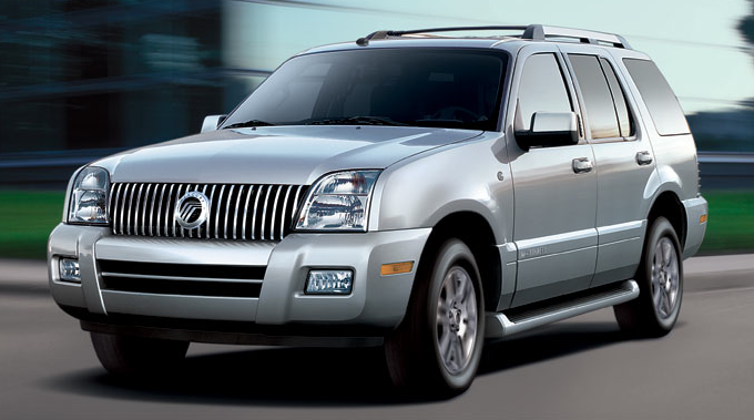 2009 Mercury Mountaineer #2