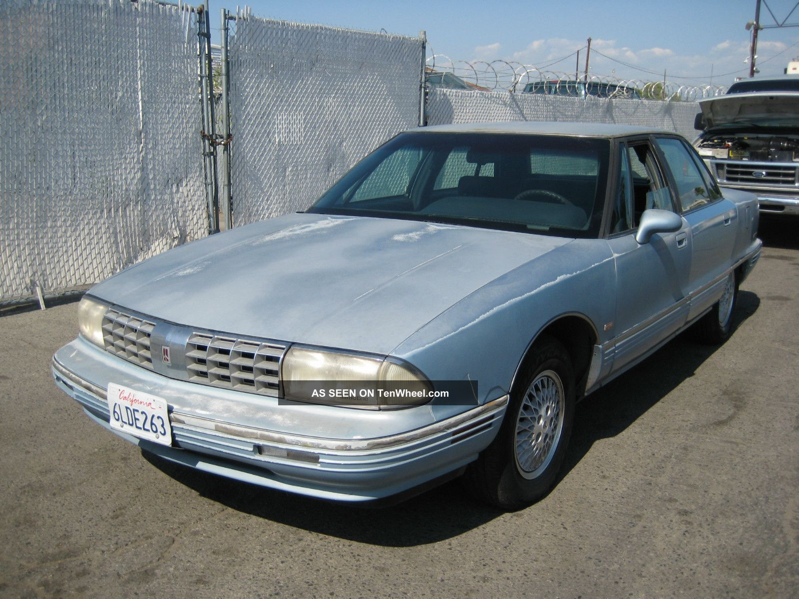 1992 Oldsmobile Ninety-eight #9