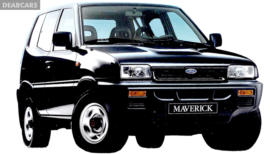 1998 Ford Maverick #9