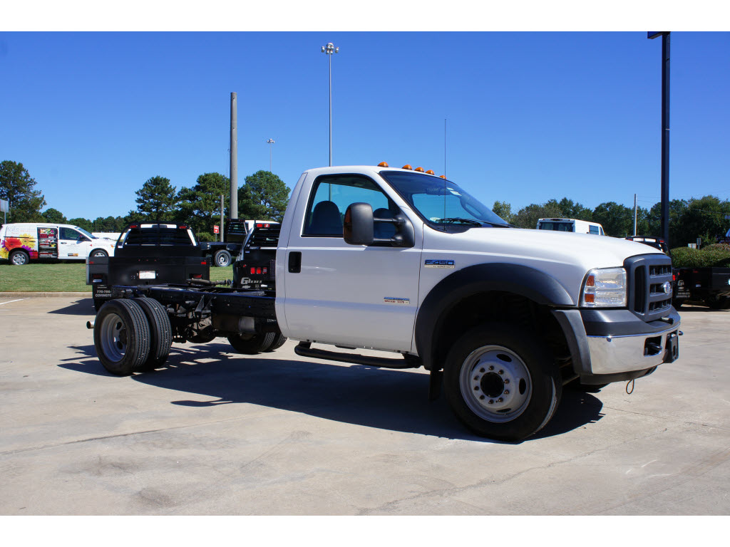 2007 Ford F-450 #13