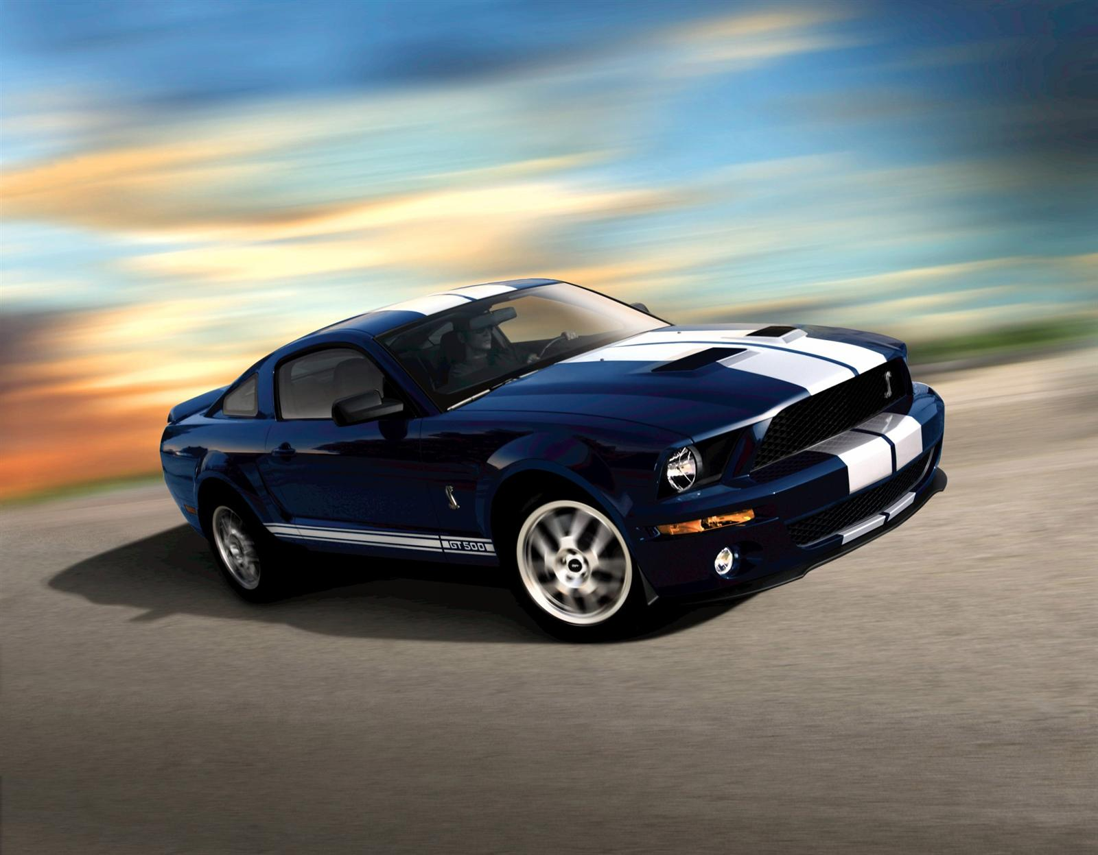 Ford Shelby GT 500 #11