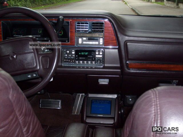 1993 Chrysler Imperial #14