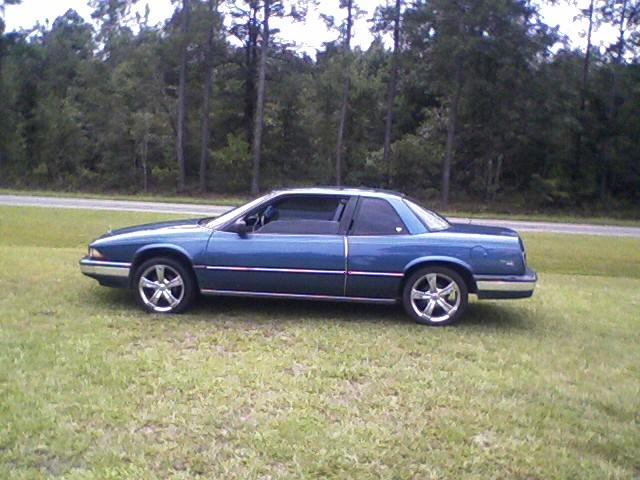 1990 Buick Regal #5