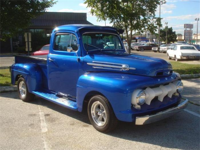 1952 Ford F #15