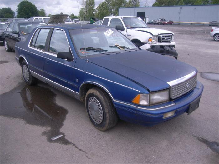 1990 Plymouth Acclaim #14