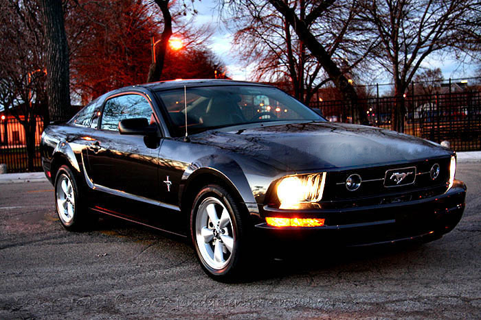 2007 Ford Mustang #9