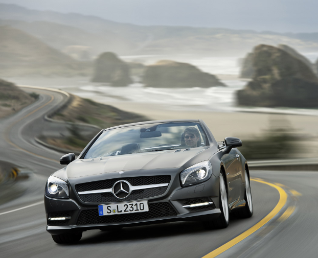 2013 Mercedes-Benz SL #3
