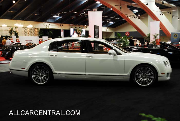 2011 Bentley Continental Flying Spur Speed #11