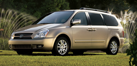 2006 kia sedona photos informations articles. Black Bedroom Furniture Sets. Home Design Ideas