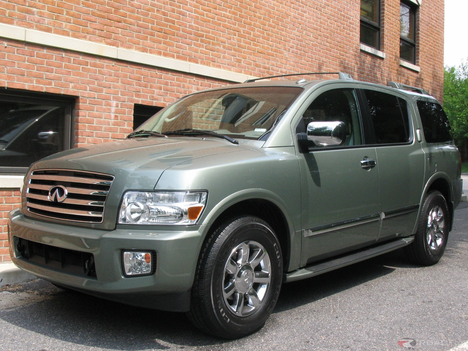 2006 infiniti qx56 photos informations articles. Black Bedroom Furniture Sets. Home Design Ideas