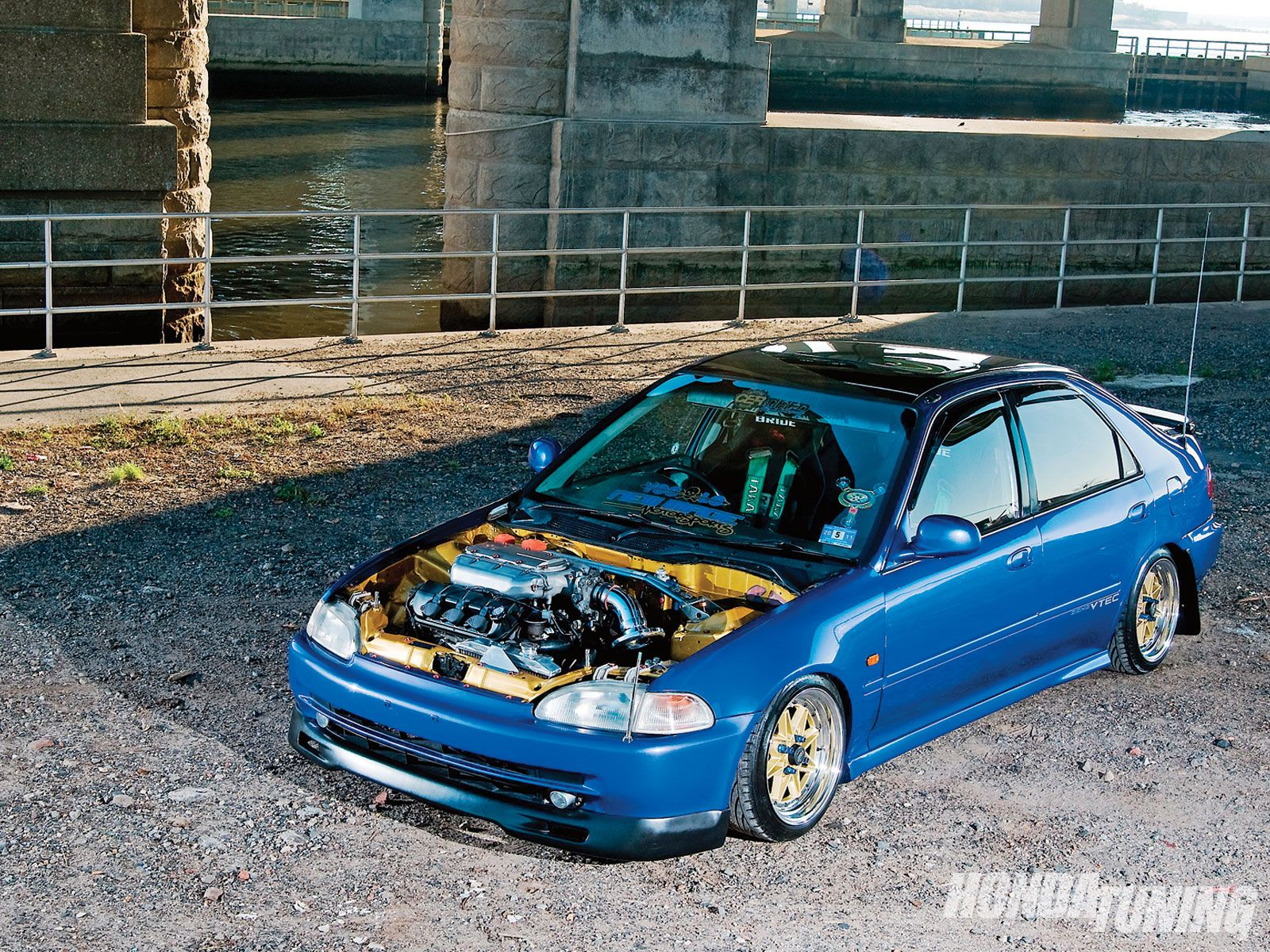 1994 Honda Civic #11