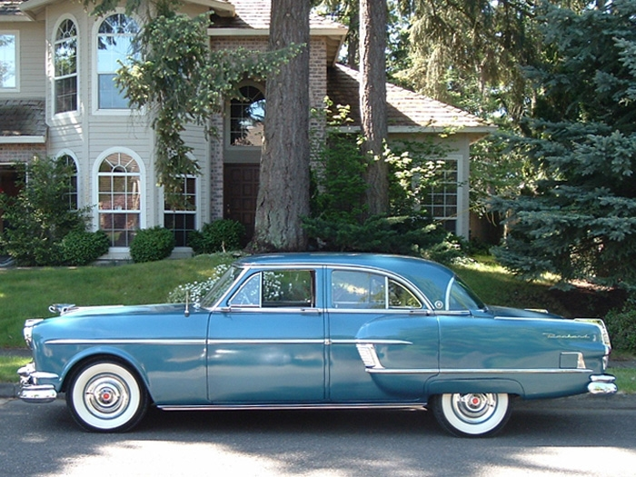 1954 Packard Patrician #8