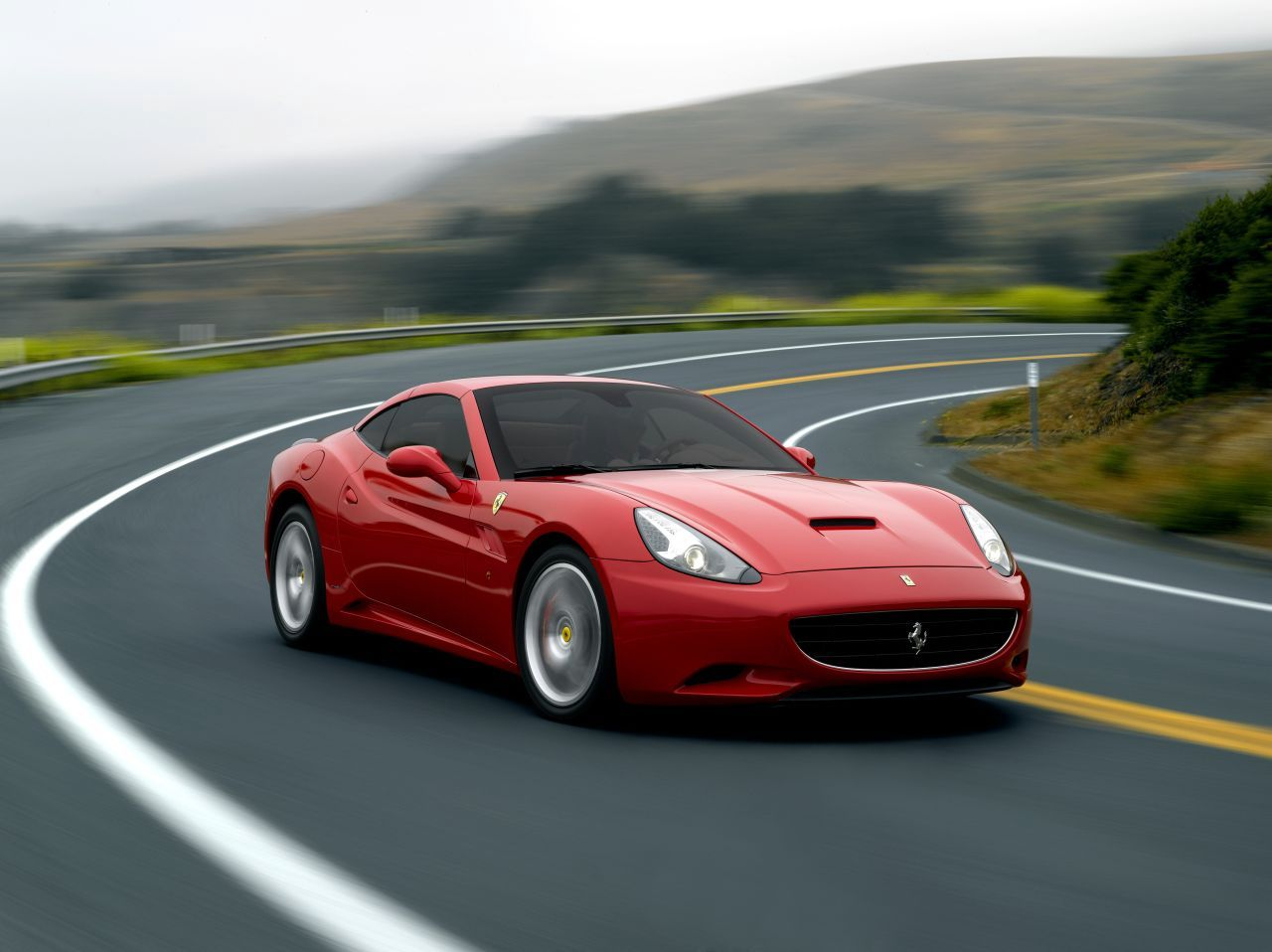 2009 Ferrari California #2