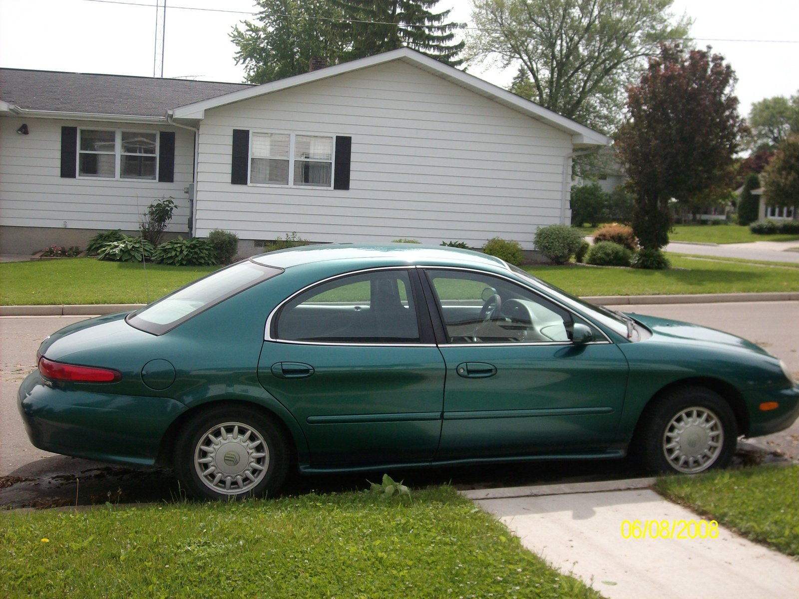 1996 Mercury Sable #4