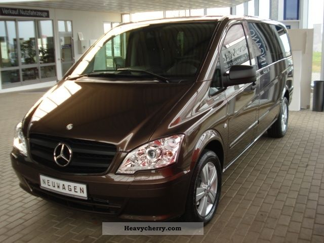 2012 mercedes benz vito photos informations articles. Black Bedroom Furniture Sets. Home Design Ideas
