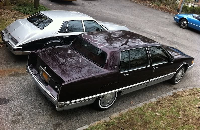 1993 Cadillac Sixty Special #12