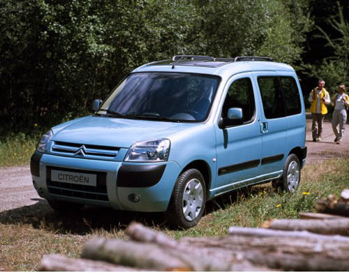 2001 Citroen Berlingo #10