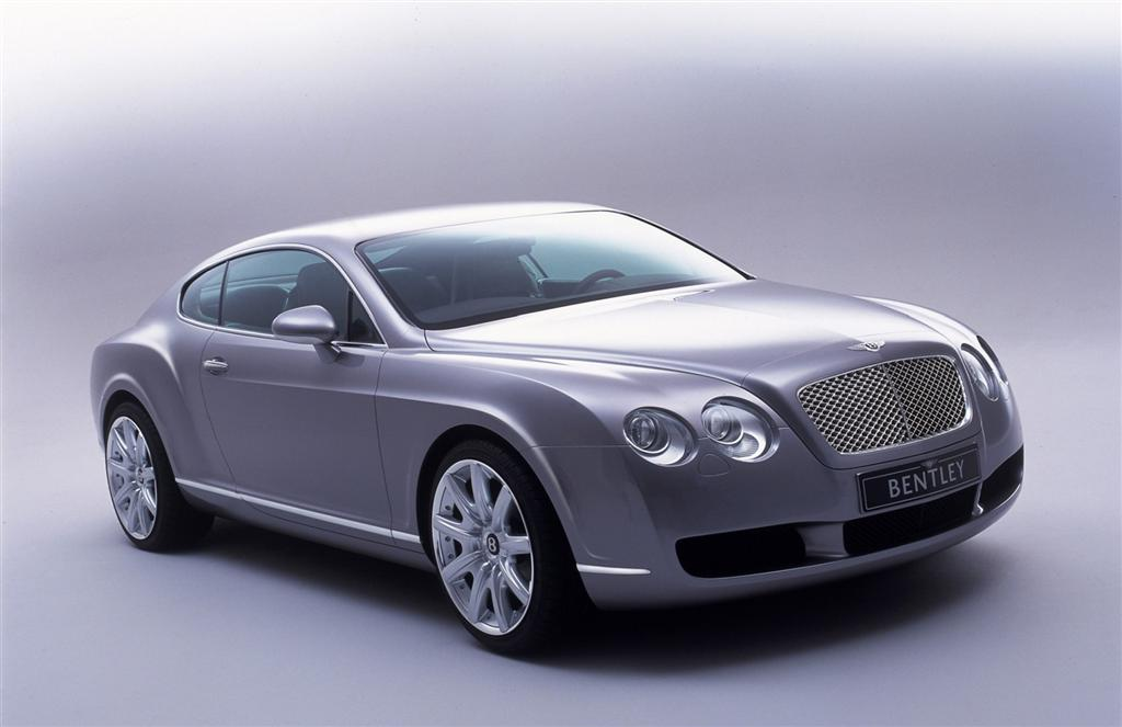 2009 Bentley Continental Gt #2