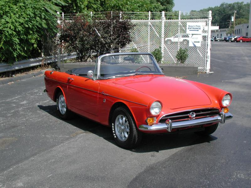 1965 Sunbeam Tiger #18