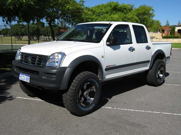 2005 Holden Rodeo #5