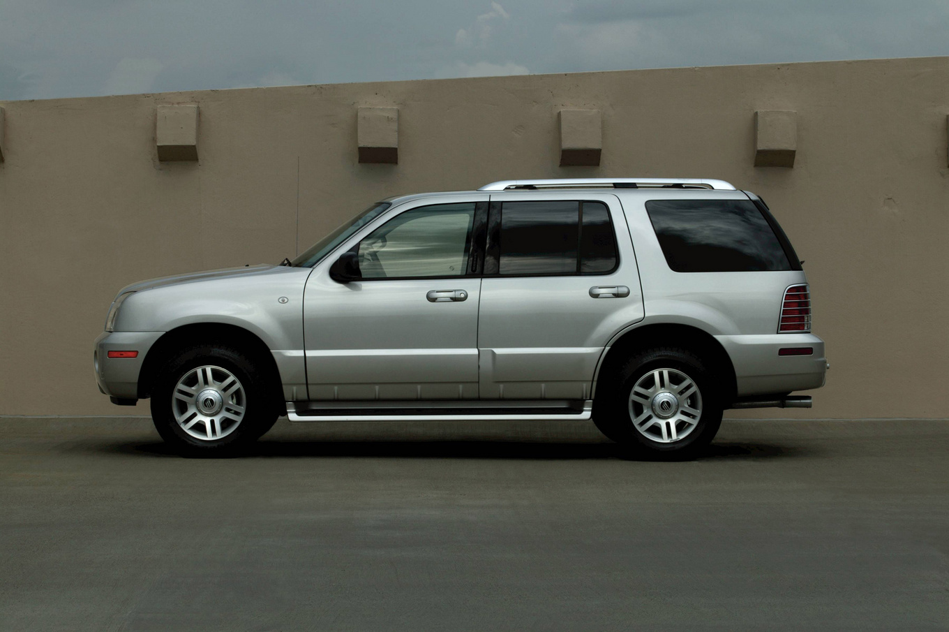 2009 Mercury Mountaineer #5