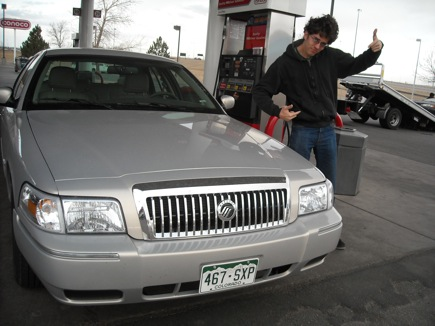 2009 Mercury Grand Marquis #1