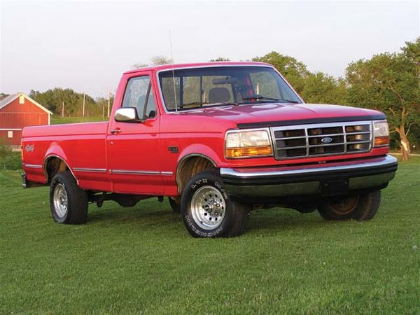1992 Ford F-150 #3