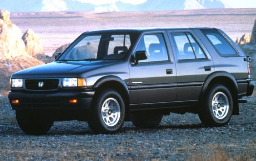 Honda Passport #8