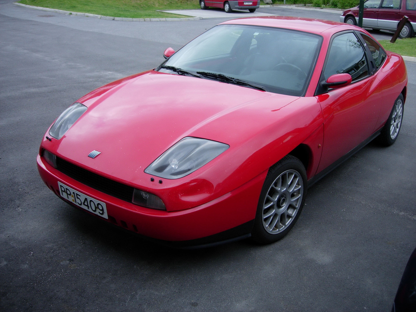 1996 Fiat Coupe #1