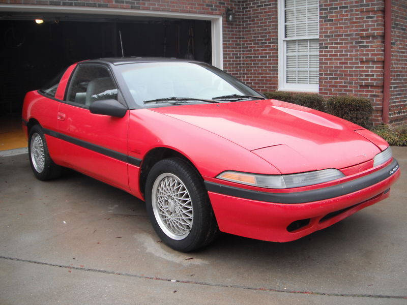 1991 Plymouth Laser #1