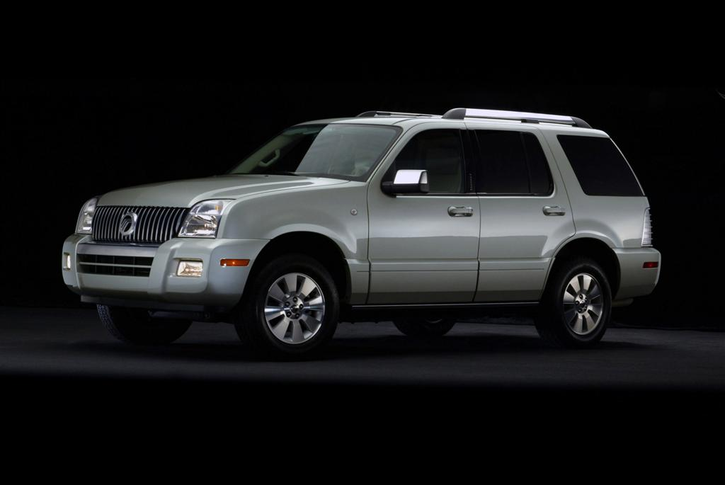 2006 Mercury Mountaineer #5