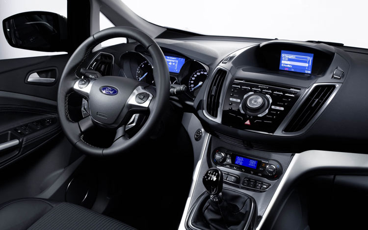 2012 Ford C-Max #6